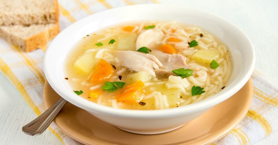 Diet Detectives Powerhouse Disease Fighting Chicken Vegetable Soup