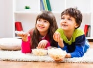 Commercial-Free TV Could Reduce Junk Food Intake