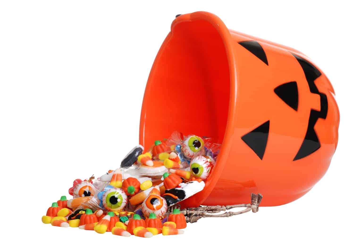 Does Candy Affect How Much You Weigh?