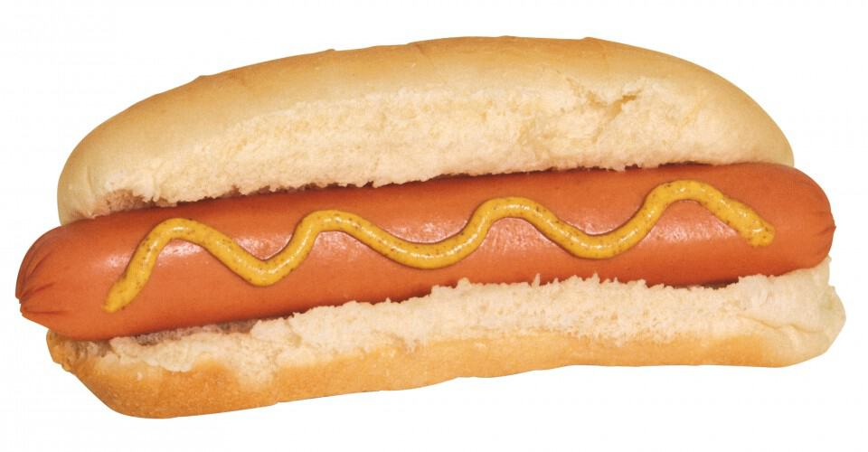 Calories In A Hot Dog And Bun