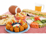 Super Bowl Food Calorie Costs, In Exercise Terms