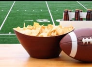 Super Bowl Eating & Exercise Equivalents 2014