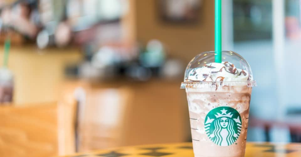Fast-Food & Coffee Shop Summer Drinks