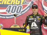 Celebrity Food Advocate: Jeff Gordon